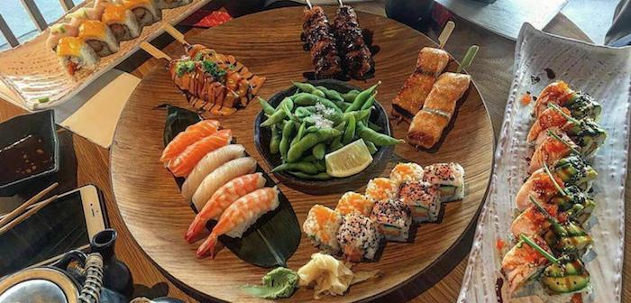 Sushi Planet Modbury Tanner Muller